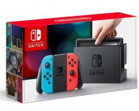 Amazon: Console Nintendo Switch avec Joy-Con rouge et bleu néon à 274,99€ au lieu de 339,99€