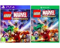 Base.com: Jeu LEGO Marvel Super Heroes à 13,63€ sur PS4 et 13,79€ sur Xbox One