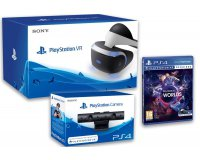 eBay: Pack Playstation VR + Camera + Jeu VR Worlds Playstation 4 à 384,95€