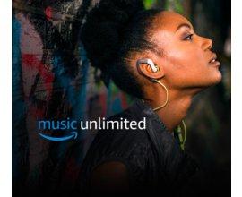Amazon: 50 millions de titres de musique en écoute gratuite et illimité pendant 30 jours