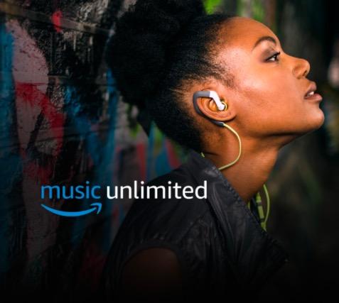 Code promo Amazon : 50 millions de titres de musique en écoute gratuite et illimité pendant 30 jours