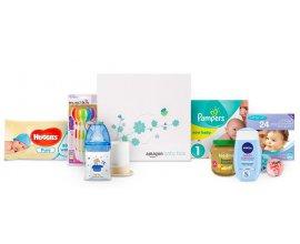 Amazon: Une BabyBox gratuite dès 25€ dépensés dans une liste de naissance