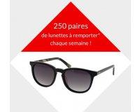 Optical Center: 1000 paires de lunettes de soleil à gagner