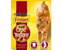 Yummypets: 2 petits paquets de Croc & Tendre au Bœuf de Friskies offerts aux 13000 premiers