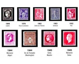 Historia: De beaux timbres de collection à gagner