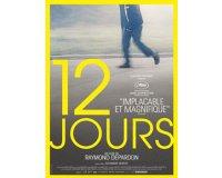 """FranceTV: 100 lots de 2 places de cinéma pour le film """"12 jours"""" à gagner"""