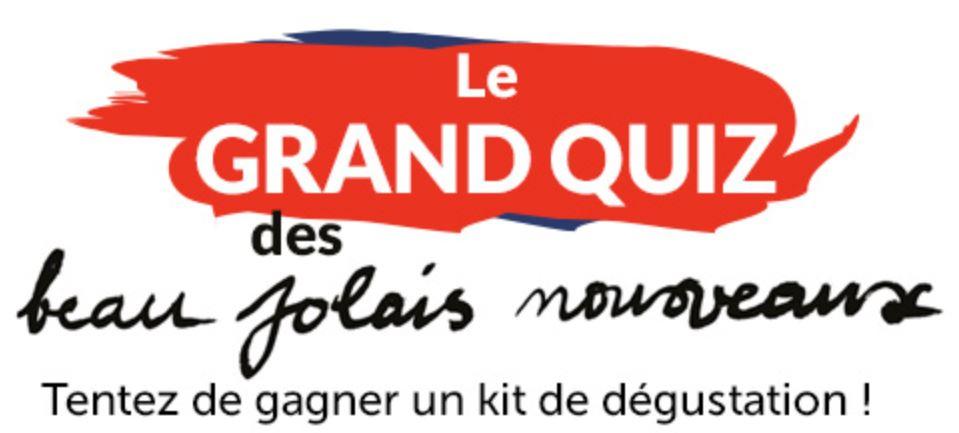 Code promo Les Beaujolais Nouveaux : 20 packs de goodies à gagner