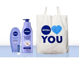 NIVEA: 50 kits douceur Nivea à gagner