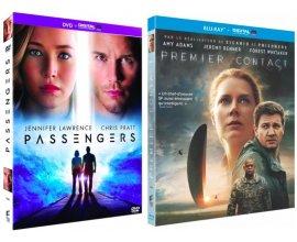 Amazon: Jusqu'à - 30% sur une sélection de DVD et Blu-ray de Science Fiction