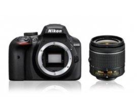 Nikon: Un Appareil Photo Numérique Réflex Nikon 24.2 avec un objectif à gagner