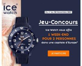 Montres & Co: 1 week-end pour 2 personnes dans une capitale Européenne à gagner