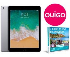 OUIGO: 1 iPad, 1 Smartbox et 1 bon d'achat Ouigo de 50€ à gagner