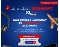 XL Airways: 1 billet d'avion pour La Réunion et des goodies à gagner