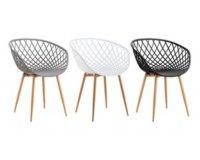 Groupon: Lot de 2 chaises scandinaves MARGO à 89,90€ au lieu de 129,80€