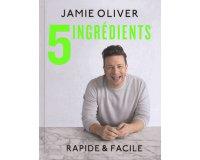 """Hachette: 5 livres """"Ingrédients"""" de Jamie Oliver avec 1 autographe à gagner"""