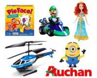Auchan: -40% dès 50€, -50% dès 75€ ou -60% dès 100€ d'achat sur une sélection de jouets