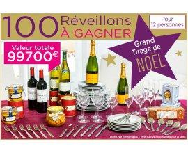 Françoise Saget: Un réveillon pour 12 personnes d'une valeur totale de 997€ à gagner