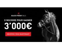 Horze.fr: 3000€ en bon d'achats sur simple inscription à la newsletter