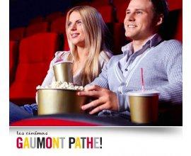 Groupon: Places de cinéma Gaumont et Pathé dès 8,70€ valables jusqu'au 28 février 2018