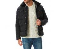 eBay: Blouson d'hiver Homme Kaporal Noir à 38€ au lieu de 129€