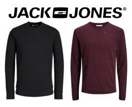 JACK & JONES: 2 pulls ou sweats Homme pour 50€ sur une sélection de modèles