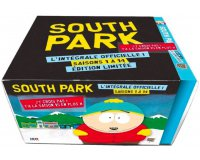 Amazon: Coffret DVD South Park Saison 1 à 15 à 63,99€