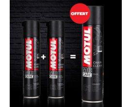 Motoblouz: 2 tubes de graisse de chaine achetés = 1 troisième offert