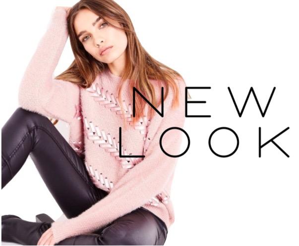 Code promo New Look : 1 pull acheté, le 2ème à -50%