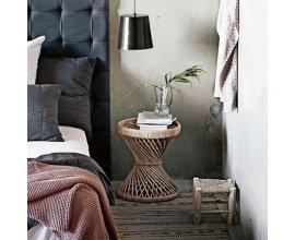Home magazine: Une table basse en rotin à gagner