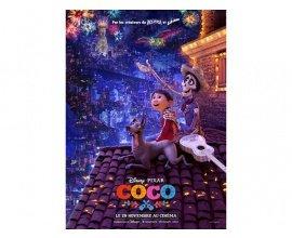 Femme Actuelle: Des cadeaux et des places de cinéma pour le dessin animé Coco à gagner