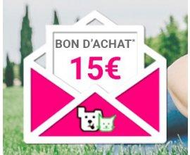 Croquetteland: 15€ offerts pour tout achat d'au moins 99€ réglée par CB ou Paypal