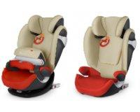ADBB - Autour de bébé: 1 siège-auto Pallas M-Fix & 1 siège-auto Solution M-Fix de Cybex à gagner