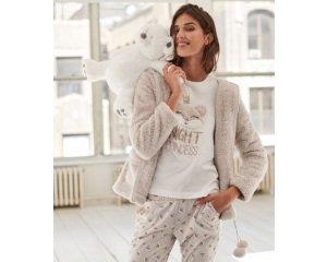 vente officielle choisir le plus récent couleurs et frappant Une sélection de pyjamas 3 pièces à 39 € lieu de 55 € @ Etam