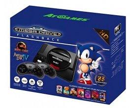 Amazon: Console Retro Sega Mini Megadrive + 85 jeux en préco à 69,90€ au lieu de 89,90€
