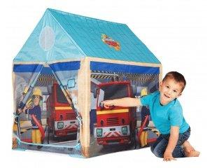 Kiabi: 10% de remise sur la tente de jeu Caserne Sam le pompier