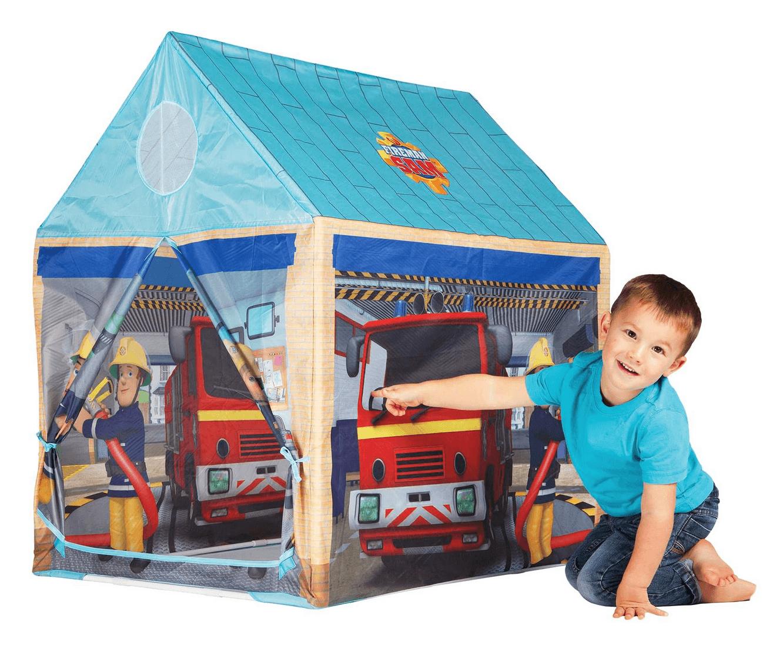Code promo Kiabi : 10% de remise sur la tente de jeu Caserne Sam le pompier