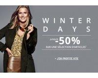 1.2.3: [Winter Days] Juqu'à -50% sur une sélection d'articles