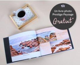 Photoweb: Un livre photo Gratuit en vous abonnant à la newsletter