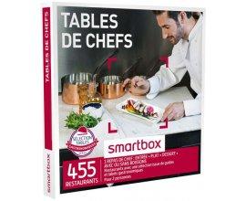 Géant Casino: 5 Smartbox Tables de Chefs à gagner en votant pour votre recette préférée