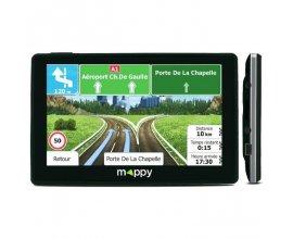 """Cdiscount: GPS Voiture Slim Cartes à Vie 4,3"""" Noir MAPPY ITI E-437T à 49,90€"""