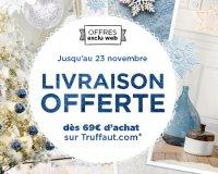Truffaut: Livraison offerte dès 69 € d'achats