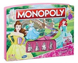 Auchan: Monopoly Disney Princesses de HASBRO à 12,49€ au lieu de 24,99€
