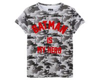 3 Suisses: T-shirt à manches courtes imprimé Batman garçon Little Eleven à 27,30€