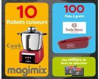 Le Gaulois: Robots Cook Expert, plats à gratin Emile Henry et bons de réduction à gagner