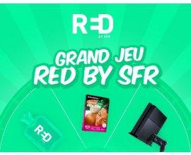 SFR: 3 consoles Sony PS4 Pro 1 To, 5 coffrets Wonderbox et 10 bouillottes à gagner