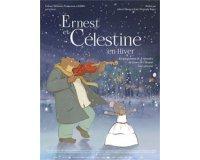 Femme Actuelle: 100 places de cinéma pour le dessin animé Ernest et Célestine en hiver à gagner