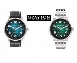 Capital: 5 bons d'achat Grayton Watches de 300€ à gagner