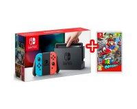 eBay: Nintendo Switch + Mario Odyssey à 338,95€