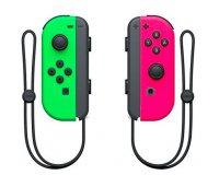 Amazon: Paire de manettes Joy-Con Splatoon pour Nintendo Switch à 64,90€
