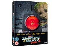 Zavvi: Blu-ray Les Gardiens de la Galaxie 2 3D + 2D - Steelbook exclusivif à 26,09€